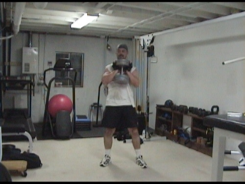 Goblet Side Lunges For Lateral Hip Power