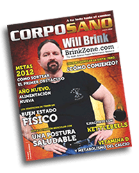Yours Truly On the Cover of Revista CorpoSano!