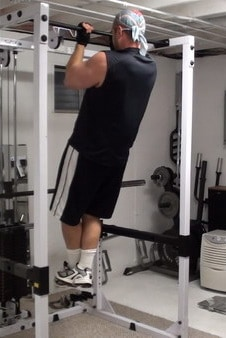 Range of Motion Triple Add Sets with Chin-Ups...Hit ALL the Muscle Fibers in Your Back in One Extended Set