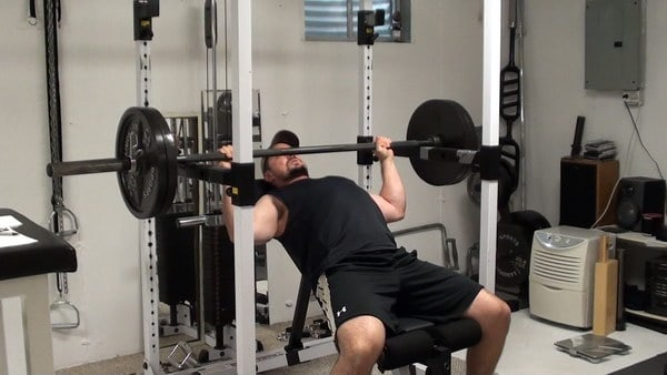 The BEST Way to do Incline Barbell Bench Press to Target ...