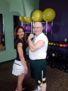 76 Years Young and Strength Training!