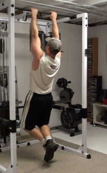 Challenge your Back and Arms With Hand-Sliding Pull-Ups