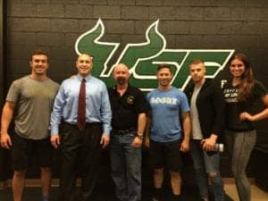 USF Performance & Physique Enhancement Laboratory