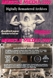 The Golden Age Of Bodybuilding On Tape!